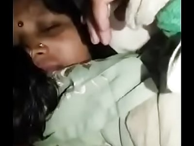 Hyderabad Desi bhabi fucking with house owner